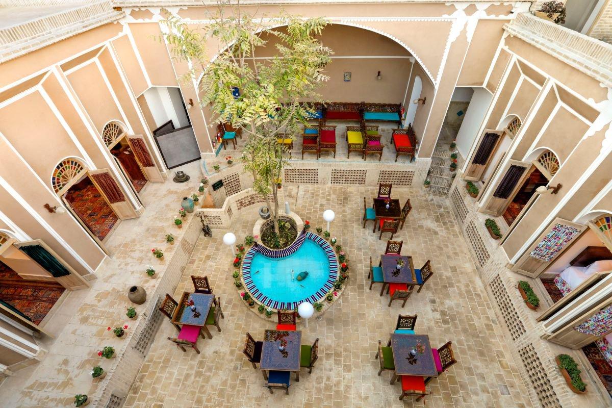 هتل ترنج یزد