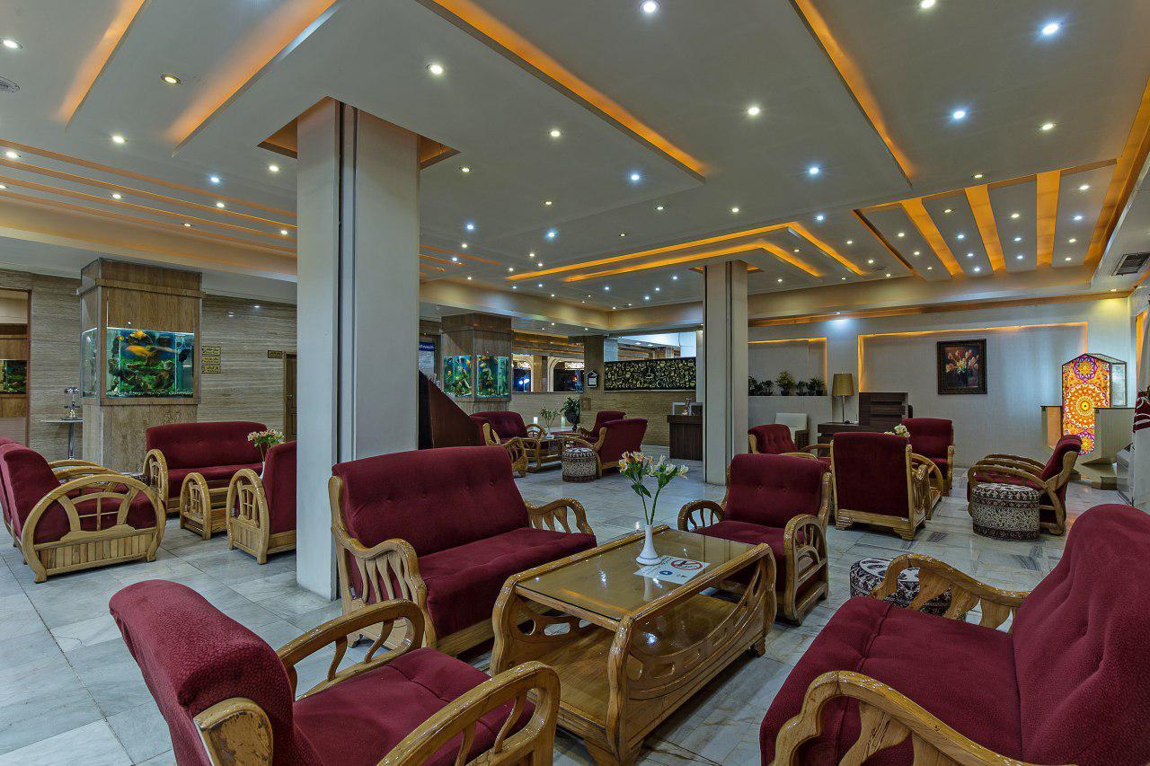 هتل پارسیان سوییت اصفهان