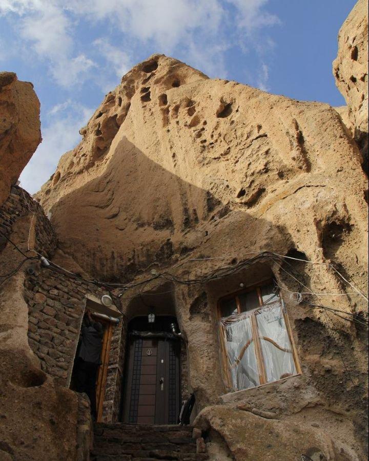 هتل صخره ای تورال کندوان تبریز