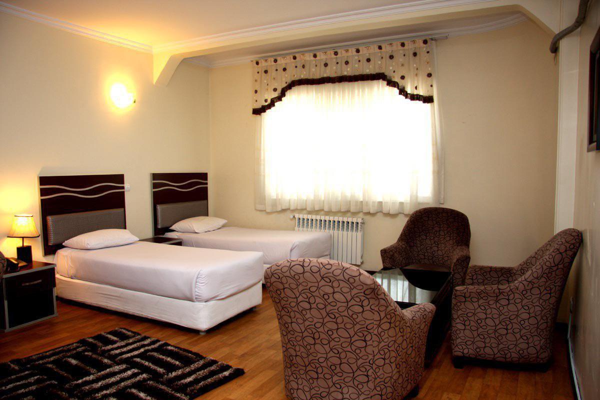 هتل ورزش یزد