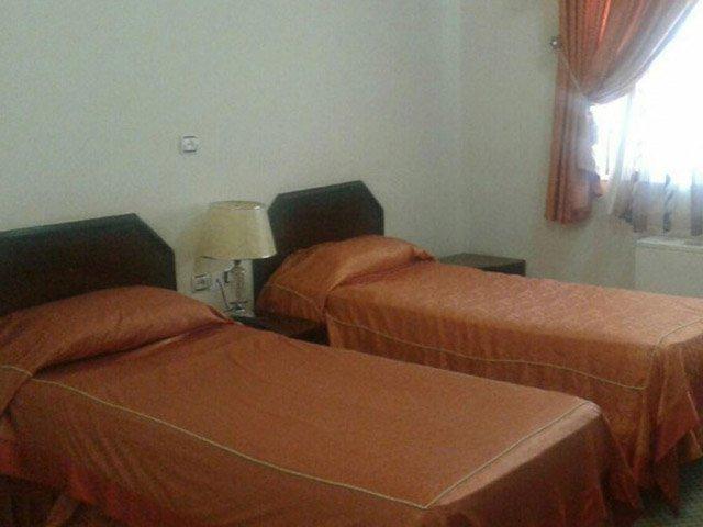 هتل تهرانی یزد